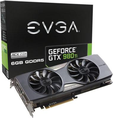 EVGA GeForce GTX 980 Ti ACX 2+ 6GB