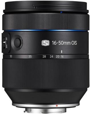 Samsung 16-50mm F2.0-2.8 S ED OIS