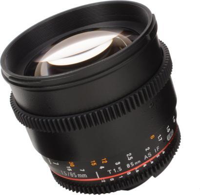 Samyang 85mm f/1.5 AS IF UMC VDSLR II for Samsung NX