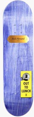 Girl Skateboard Rick Howard
