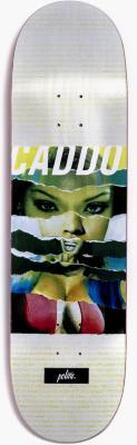Politic Skateboards Object of Desire Caddo