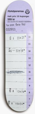 Shy STHLM Remsa Purple Deck