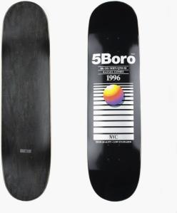 5Boro NYC VHS Pro Series Rafael Gomes Deck
