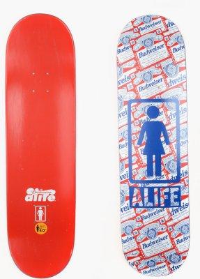 Alife Girl Budweiser 8,12