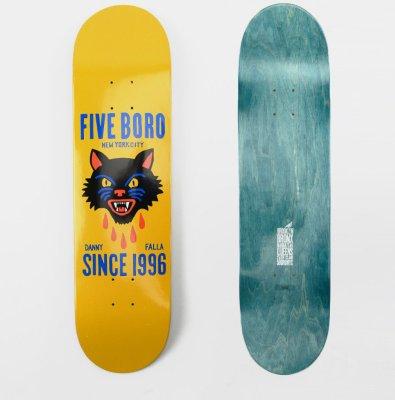5Boro NYC 5Bit Pro Series - Danny Falla