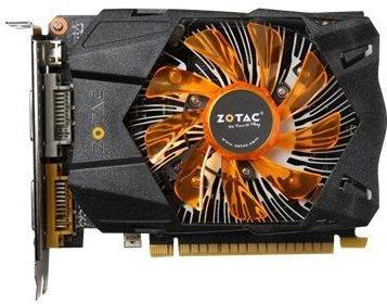 Zotac GeForce GTX 750 Ti 1GB