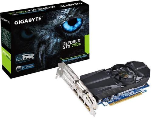 Gigabyte GeForce GTX 750 Ti 2GB