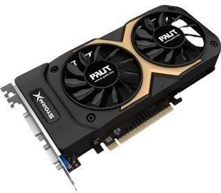 Palit GeForce GTX 750 Ti StormX