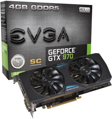 EVGA GeForce GTX 970 SC+