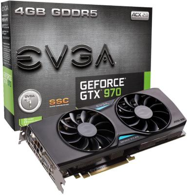 EVGA GeForce GTX 970 SSC Gaming ACX 2.0+