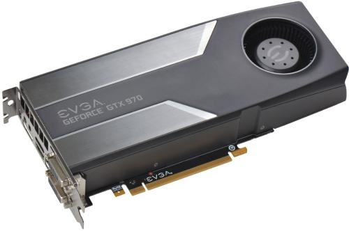 EVGA GeForce GTX 970 Superclocked 4GB