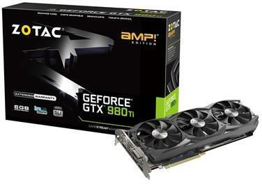 Zotac GeForce GTX 980 Ti AMP