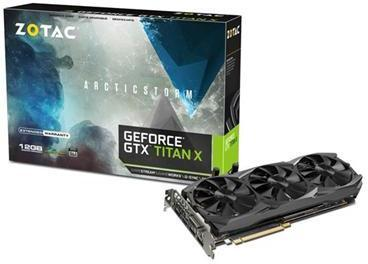 Zotac GeForce GTX TITAN X 12GB