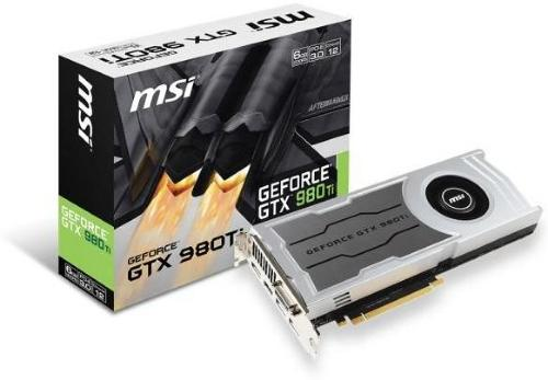 MSI GeForce GTX 980 Ti V1 6GB