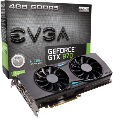 EVGA GeForce GTX 970 FTW ACX+