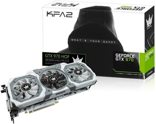 KFA2 GeForce GTX 970 HOF