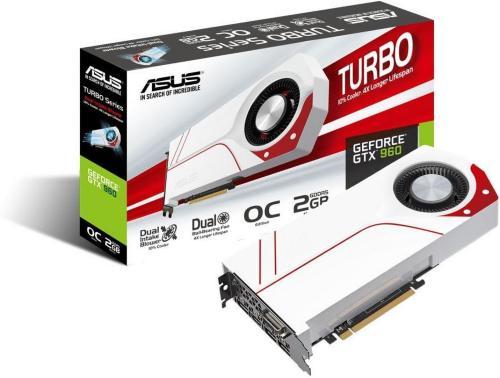 Asus GeForce GTX960 2GB Turbo