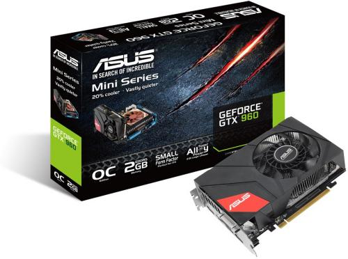 Asus GeForce GTX 960 2GB