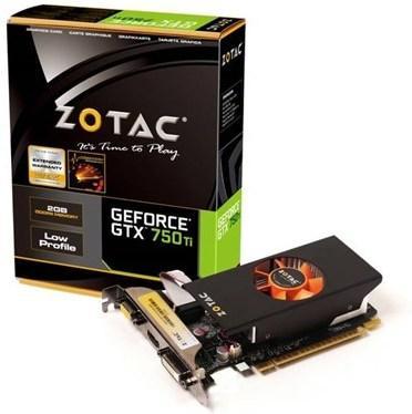 Zotac GeForce GTX 750 Ti