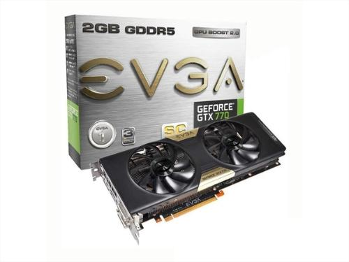 EVGA GeForce GTX 770 2GB