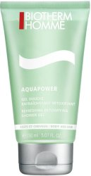 Biotherm Homme Aquapower Refreshing Detoxifying Showergel