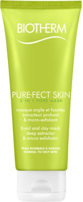 Biotherm Pure-Fect Skin 2-in-1 Pore Mask
