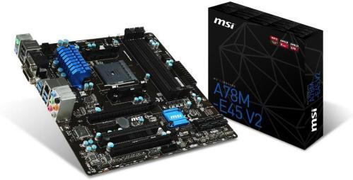 MSI A78M-E45 V2