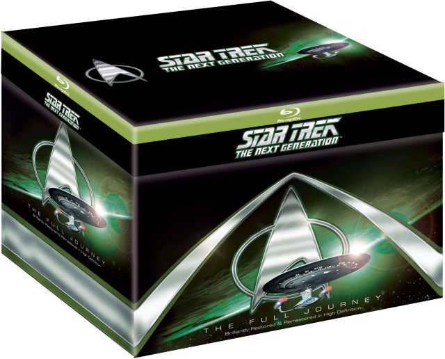Paramount Home Entertainment Star Trek: The Next Generation Sesong 1-7