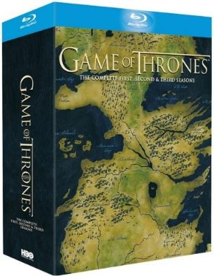 Game Of Thrones Box Set Sesong 1-3 (Svensk)