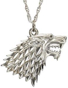 Game of Thrones Stark Smykke