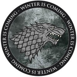 Game Of Thrones Stark Musmatte