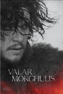 Game Of Thrones Jon Snow Plakat