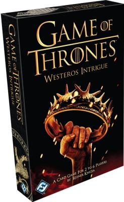 Game of Thrones Westeros Intrigue