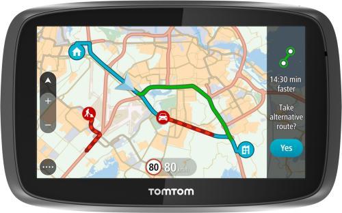 Tomtom Go 510 World