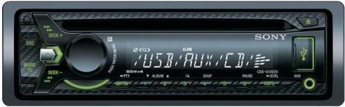 Sony 1-DIN CDX-G1002U