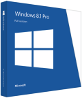 Microsoft Windows 8.1 Pro Oppgradering (Norsk)