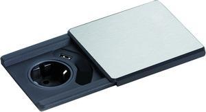 Evoline Square80 med USB-lader uten nettverk