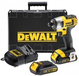 DeWalt DCF885C2 (2x1,5Ah)