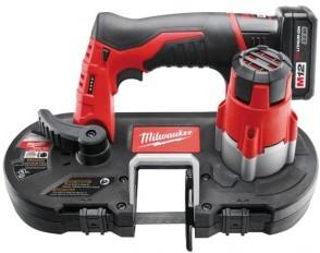 Milwaukee M12 BS-0 båndsag