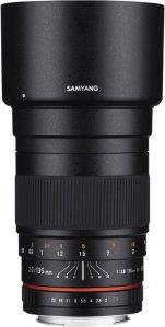 Samyang 135mm f/2.0 ED UMC for Sony E