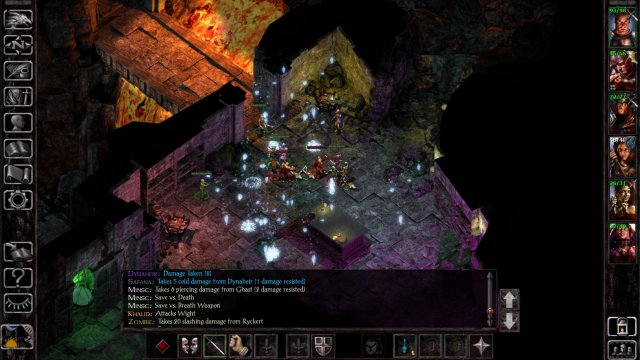 Baldur's Gate: Siege of Dragonspear til PC