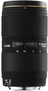 Sigma 50-150mm F2.8 APO EX DC II HSM for Nikon