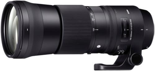 Sigma 150-600mm F5-6,3 C DG OS HSM Canon
