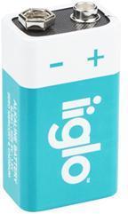 iiglo 9V Batteri 10 pk
