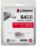 Kingston USB 64GB DT microDuo 3C
