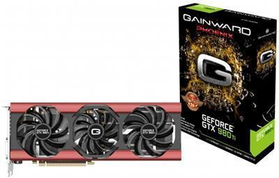 Gainward GeForce GTX 980 Ti 6GB Phoenix