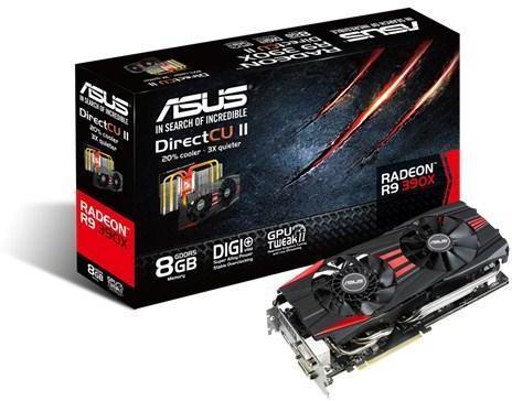 Asus Radeon R9 390X DC2 8GB
