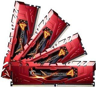G.Skill Ripjaws 4 DDR4 3000MHz 16GB CL15 (4x4GB)