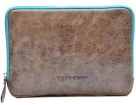 """Choli Collection T#THORP 15"""" Vintage Leather Sleeve"""