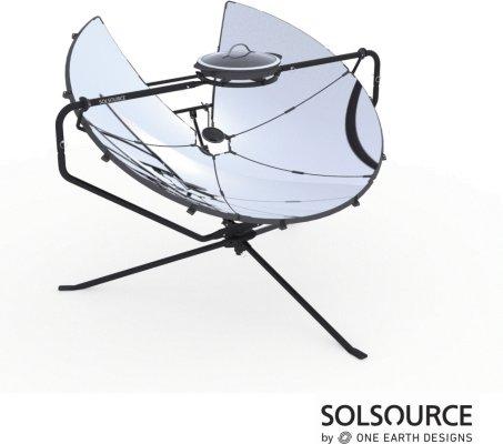Solsource Solgrillen